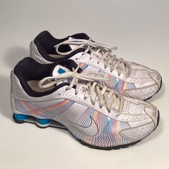 champú barrer Mamá  Nike Shoes | Nike Shox 20 Athletic Shoes Women Size 9 | Poshmark